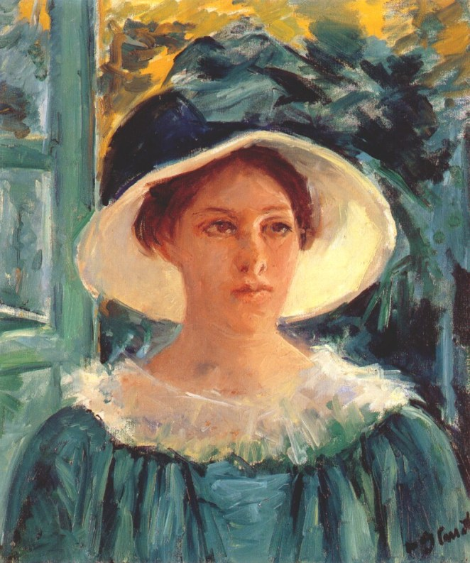 cassatt_mary_young_woman_in_green2c_outdoors_in_the_sun_1914